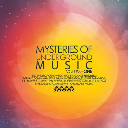 Mysteries of Underground Music, Vol. 1